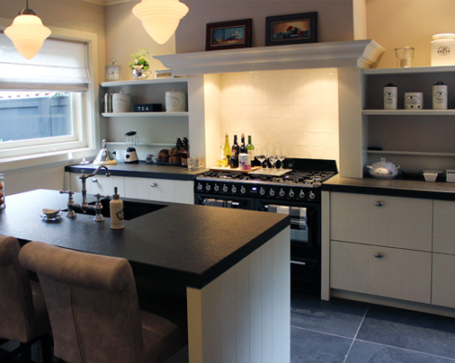 Keuken – Fam. Bakker, Dordrecht