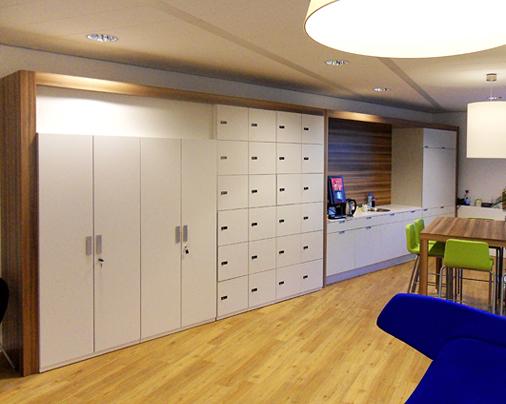 Kantoor – Unique Uitzendbureau, Rotterdam