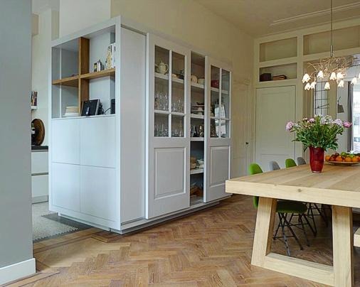 Keuken, kamer en badkamer – Particulier, Utrecht
